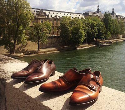cordonnerie remise à neuf des chaussures